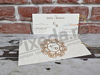 Imagine Invitatii nunta 5589 stil baroc elegant
