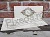 Imagine Invitatii nunta 5592 model vintage cu decupaj