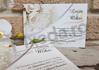 Imagine Invitatii nunta 2637 trandafiri albi