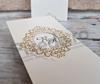 Imagine Invitatii nunta 2648  decupaj vintage
