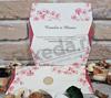 Imagine Invitatii nunta 2673 flori de primăvară