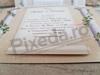 Imagine Invitatii nunta 2749 design papirus