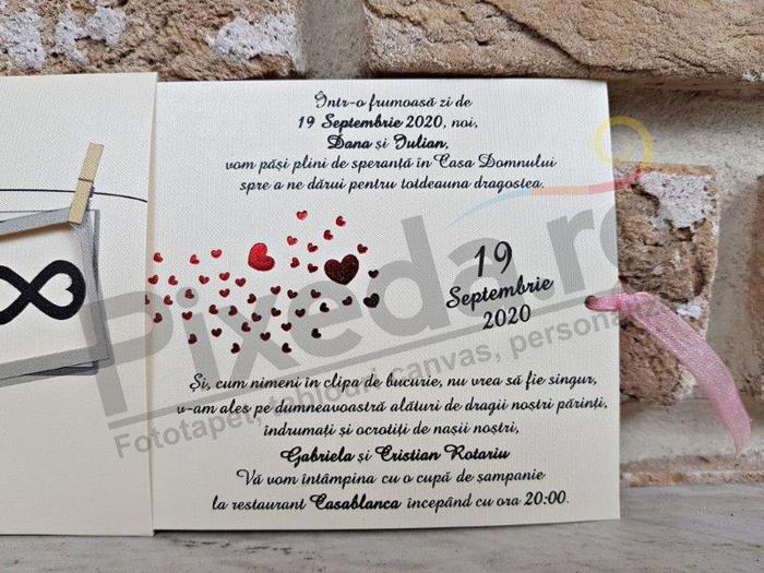 Imagine Invitatii nunta 2761 amuzantă