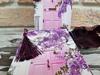 Imagine Invitatii nunta 2780 flori liliac mov