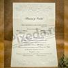 Imagine Invitatii nunta 1401 trandafir alb