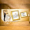 Imagine Invitatii nunta 2020 calendar portret