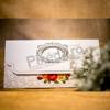 Imagine Invitatii nunta 2023 trandafiri și decupaj