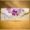 Imagine Invitatii nunta 4020 stil floral și bijuterie