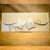 Imagine Invitatii nunta 5025 fundiță aurie