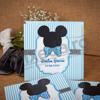 Imagine Invitatii de botez 107 felicitare Mickey Mouse