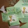 Imagine Invitatii de botez 132 cutie bebeluș