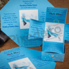 Imagine Invitatii de botez 133 cutie Elsa