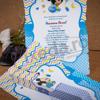 Imagine Invitatie de botez 140 Baby Mickey Mouse