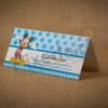 Imagine Mape de bani botez 109 Mickey Mouse și buline albastre