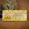 Imagine Mape de bani botez 118 albinuță și flori