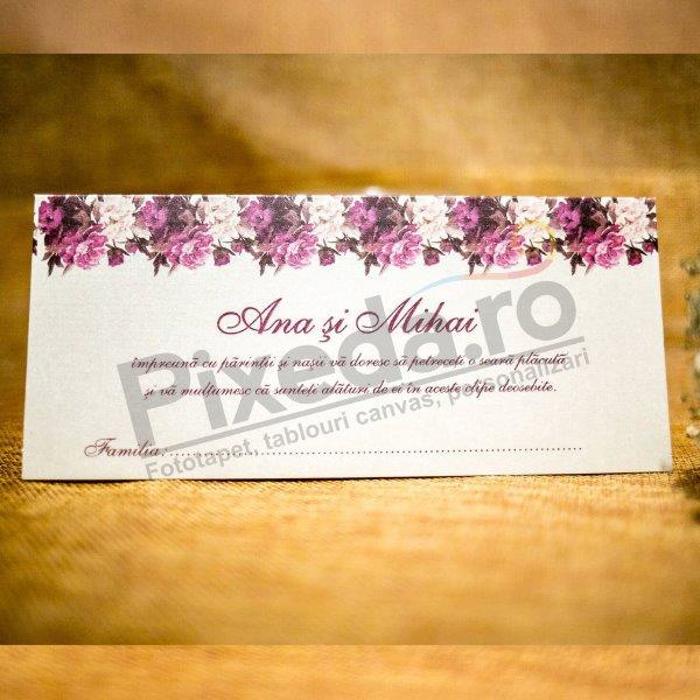 Imagine Mape de bani nunta 5016 cu motive florale
