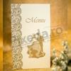 Imagine Meniu de nunta 5005 dantelă crem