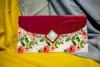 Imagine Invitatii nunta 212 motive florale roșii