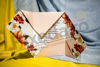 Imagine Invitatii nunta 221 ornamente florale