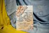 Imagine Invitatii nunta 224 plic maro design rustic