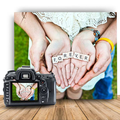 Imagine pentru categorie Tablouri canvas personalizate