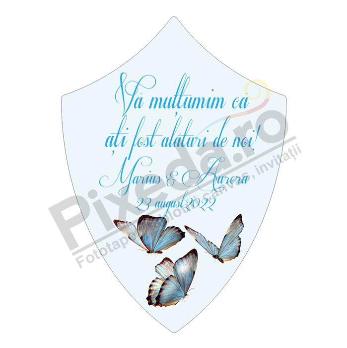 Imagine Etichetă autocolantă cod PX 13072a