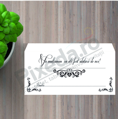 Imagine Plic / Mape de bani nunta PX 11005