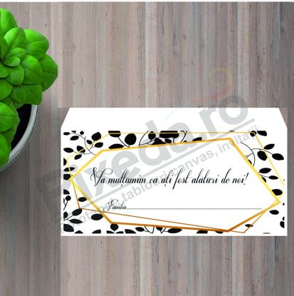 Imagine Plic / Mape de bani nunta PX 11004