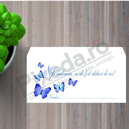 Imagine Plic / Mape de bani nunta PX 11008
