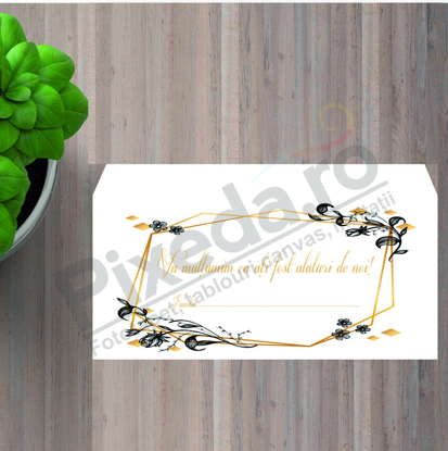 Imagine Plic / Mape de bani nunta PX 11030