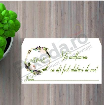 Imagine Plic / Mape de bani nunta PX 11042