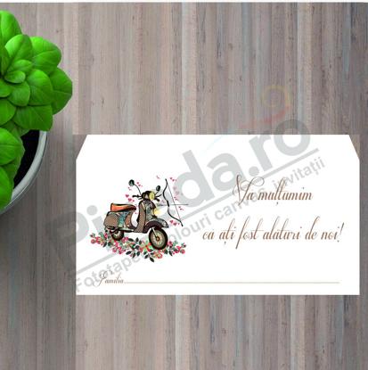Imagine Plic / Mape de bani nunta PX 11043