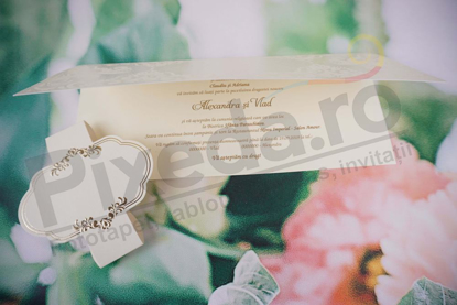 Imagine Invitatii nunta 1125 bentita