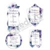 Imagine Etichetă autocolantă cod PX 13039a