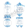 Imagine Etichetă autocolantă cod PX 13038a