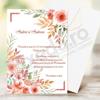 Imagine Invitatie de nunta PX 10012