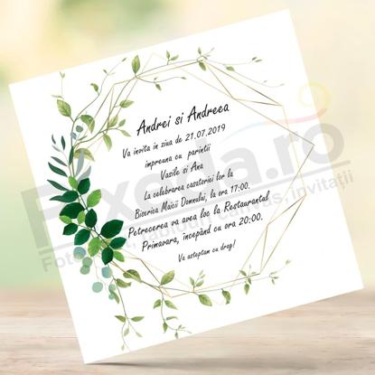 Imagine Invitatii nunta PX 10001
