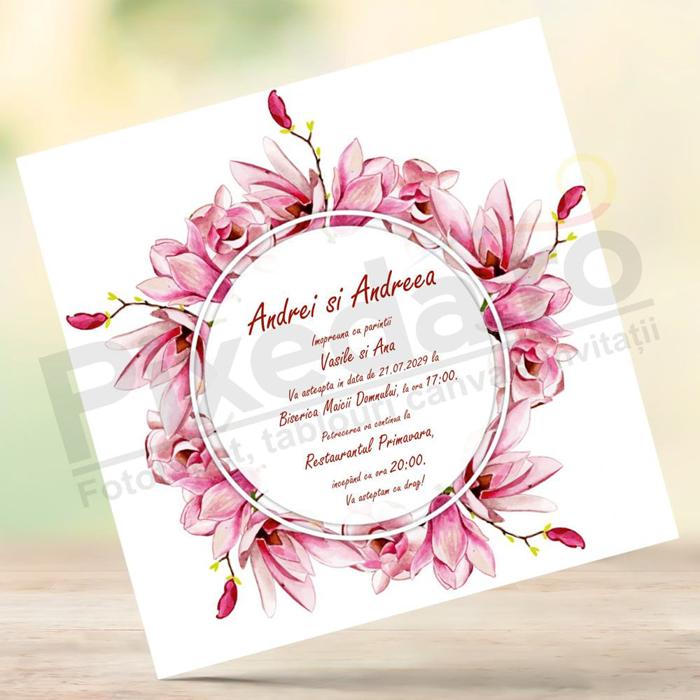 Imagine Invitatii nunta PX 10023