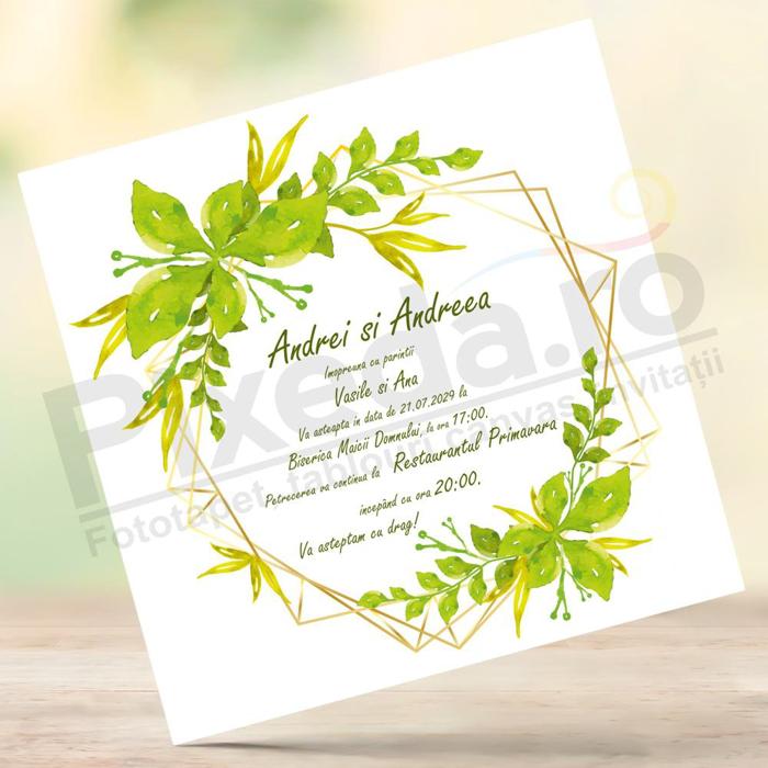 Imagine Invitatii nunta PX 10029
