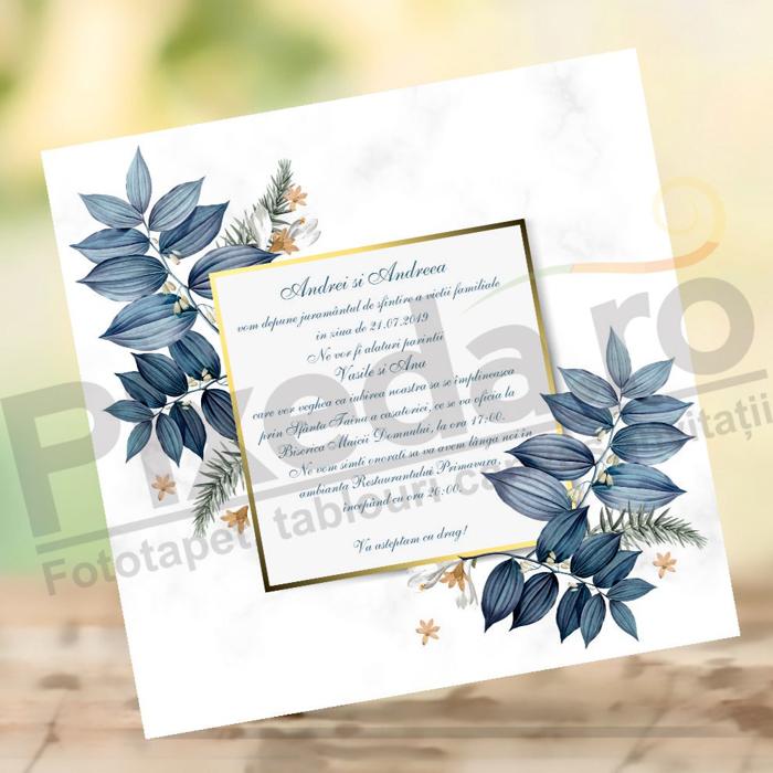 Imagine Invitatie de nunta PX 10015