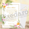 Imagine Invitatii de nunta PX 10036