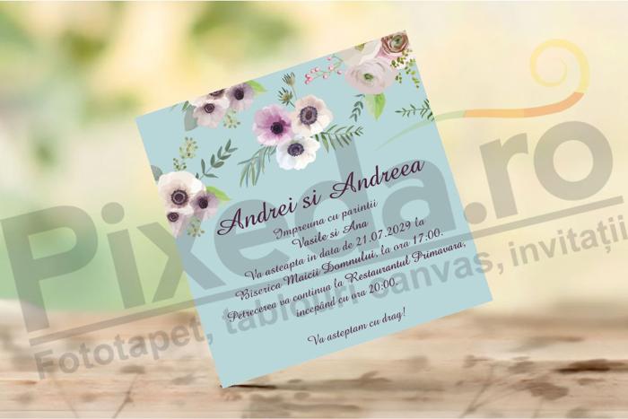 Imagine Invitatii nunta PX 10053