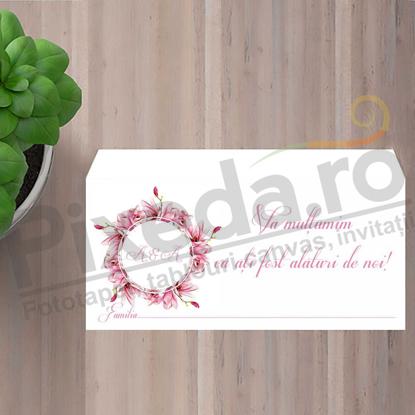 Imagine Plic / Mape de bani nunta PX 11023