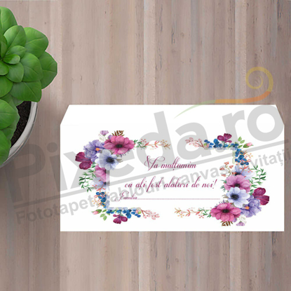 Imagine Plic / Mape de bani nunta PX 11041