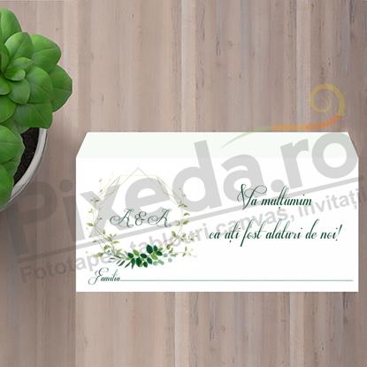 Imagine Plic / Mape de bani nunta PX 11001