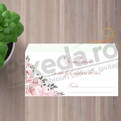 Imagine Plic / Mape de bani nunta PX 11022