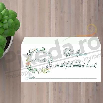 Imagine Plic / Mape de bani nunta PX 11049