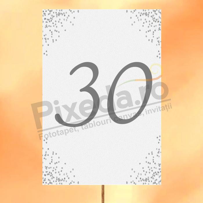 Imagine Numere de mese PX 12059
