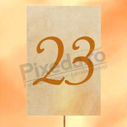 Imagine Numere de mese PX 12076