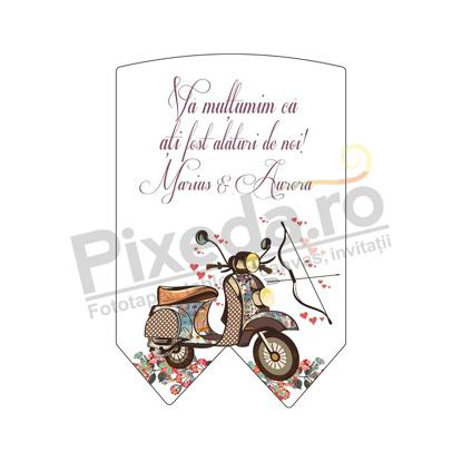 Imagine Etichetă autocolantă cod PX 13043 D